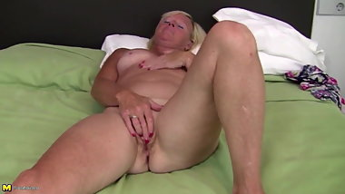 Horny GILF and Sexy MILF need a good fuck