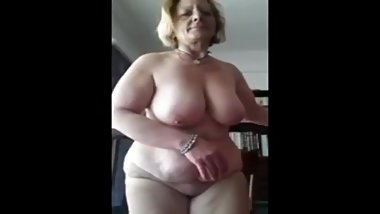 A Busty GILF despatched me this